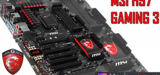 Recensione Scheda madre msi h97 gaming 3