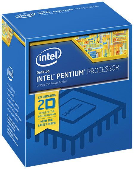 Classifica processori desktop - Pentium Box