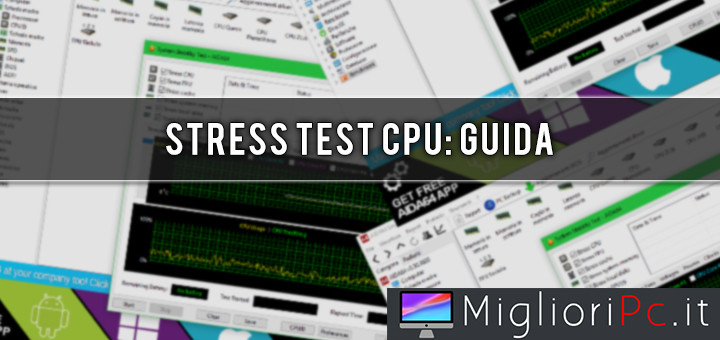 Photo of Stress Test CPU – GUIDA
