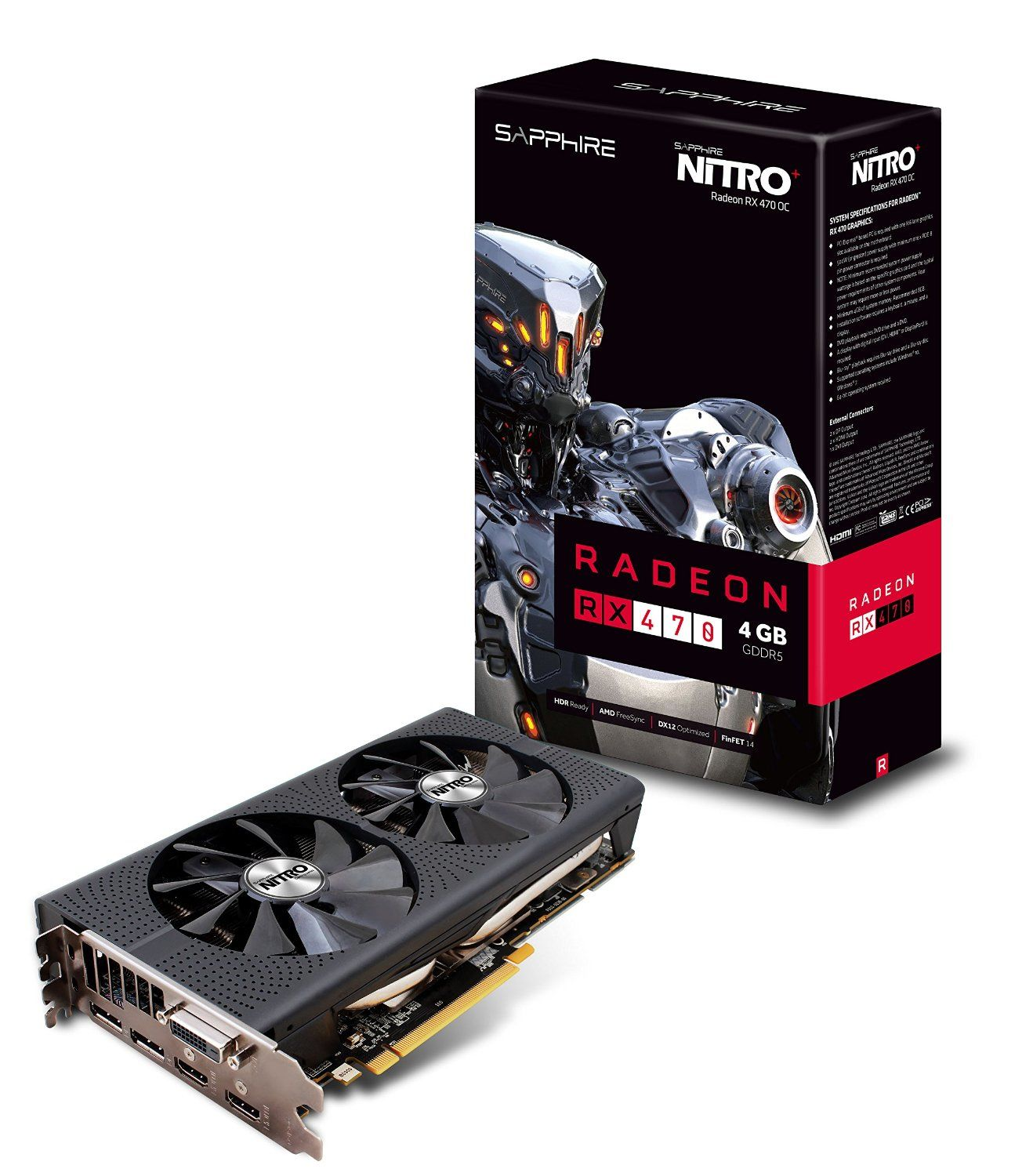 classifica schede video rx 470 sapphire