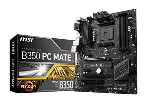 msi pc mate b350
