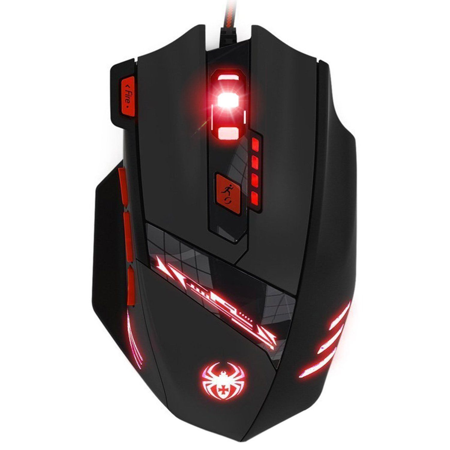 Mouse gaming kingtop