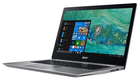Notebook Acer Swift 3 SF314-52-552X