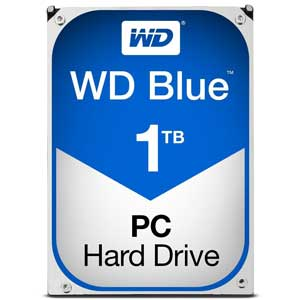 migliore hard disk interno western digital blue 1 tb