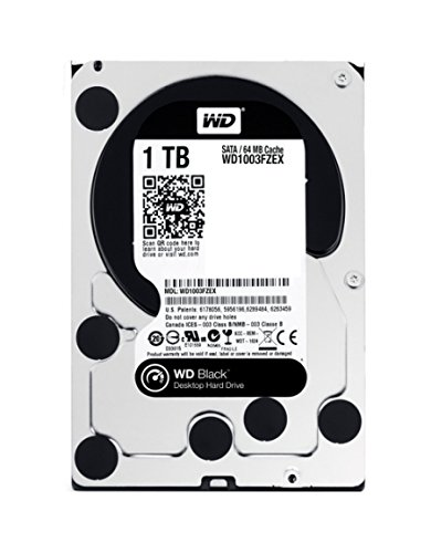 miglior hard disk interno western digital black 1 tb