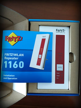 FRITZ!WLAN Repeater 1160!