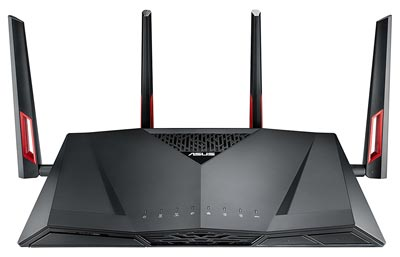 Asus RT AC88U Gigabit Gaming Router