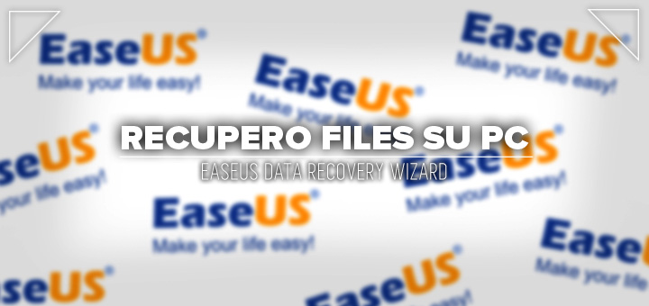 Recuperare file cancellati da PC