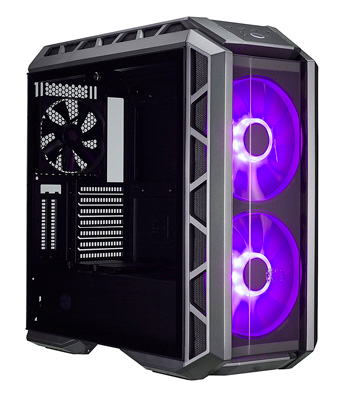 migliori case pc gaming cooler master h500p