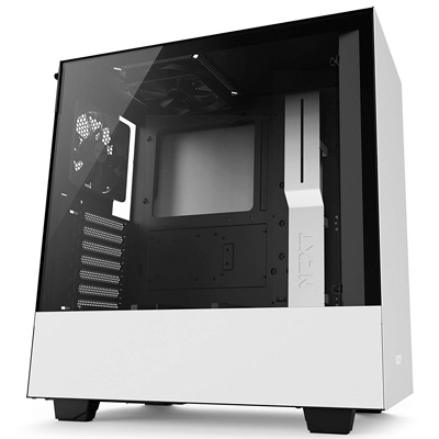 nzxt h500b case gaming per pc