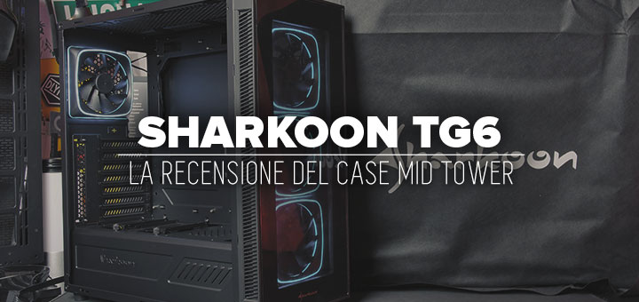 Photo of Recensione Sharkoon TG6 • Case da gaming RGB