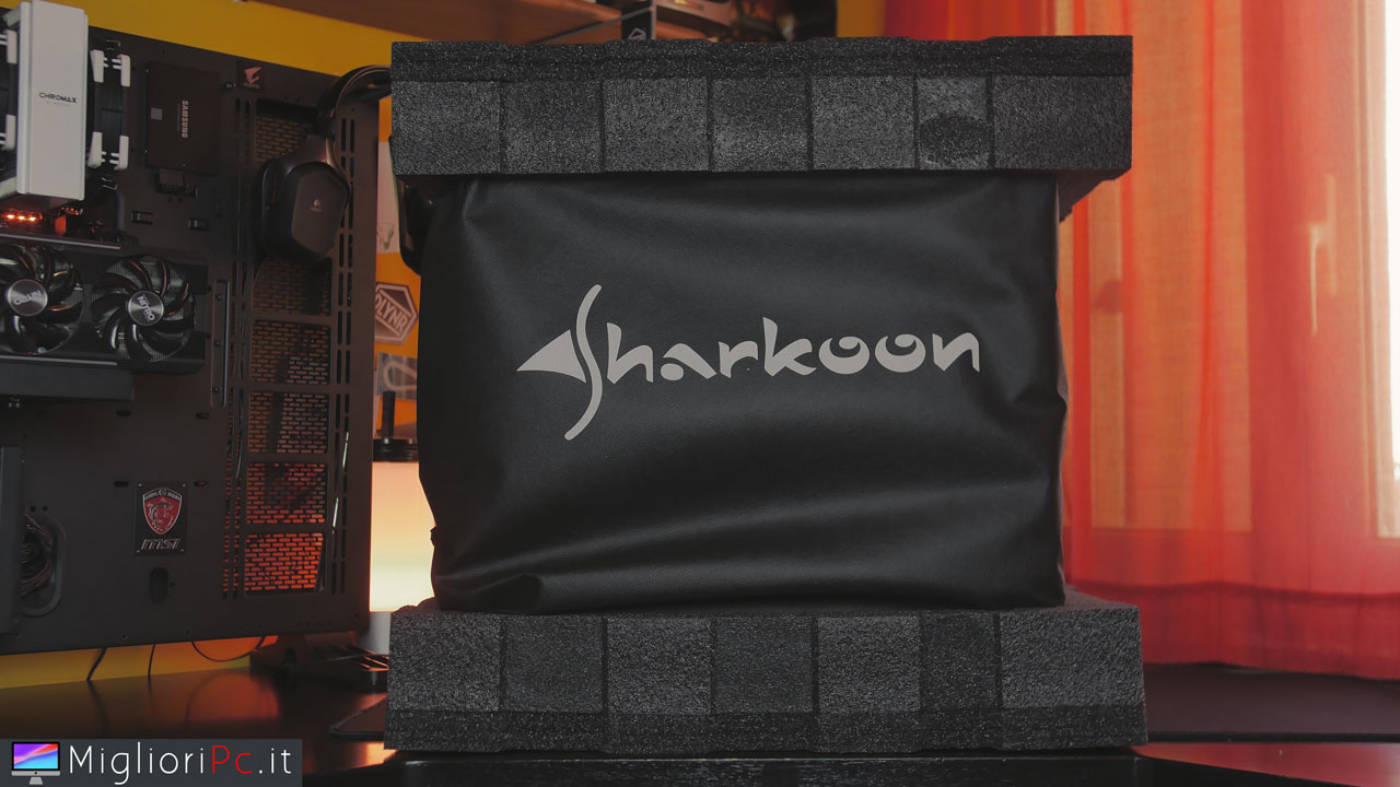 Recensione Sharkoon TG6 • Specifiche tecniche