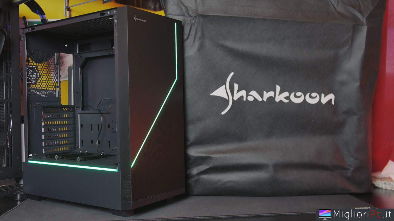Recensione-Sharkoon-rgb flow-Specifiche-tecniche