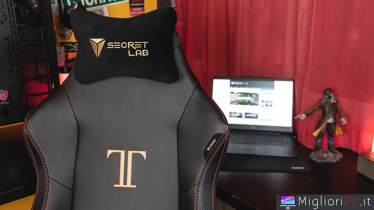 Recensione-Secretlab-TITAN-Specifiche-tecniche