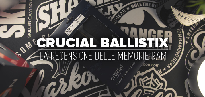 Photo of Recensione Crucial Ballistix – La memoria RAM da gaming!
