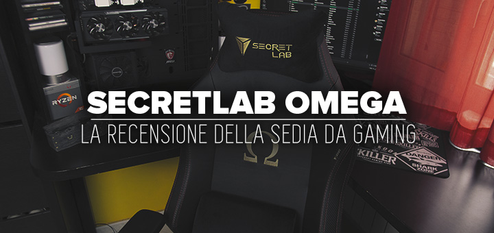 Photo of Recensione SecretLab OMEGA sedia da gaming + confronto TITAN