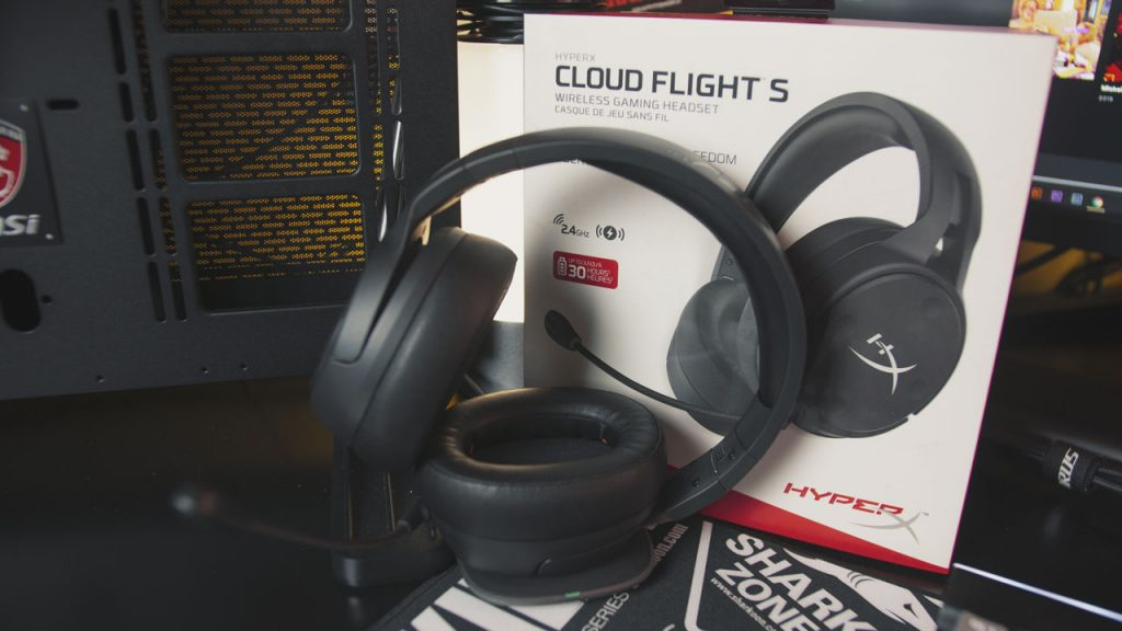 Recensione HyperX Cloud Flight S Conclusione