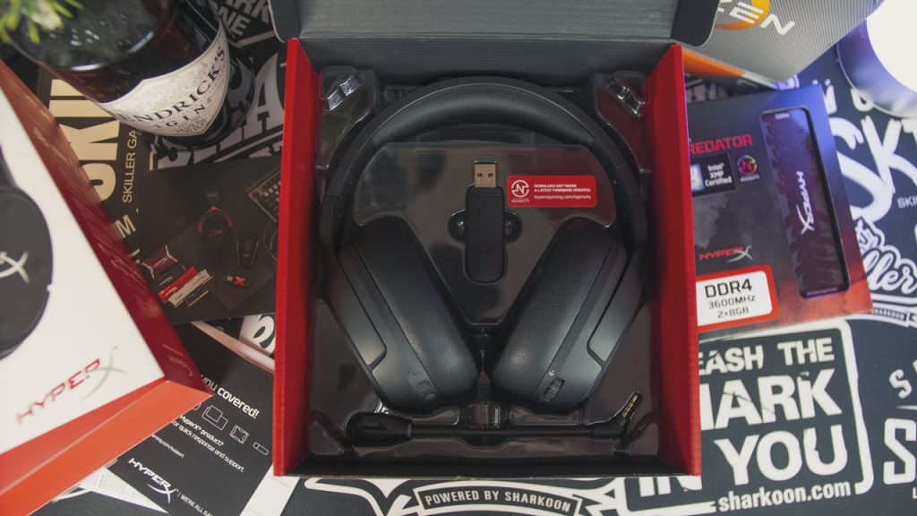 Recensione HyperX Cloud Flight S Cuffie da gaming