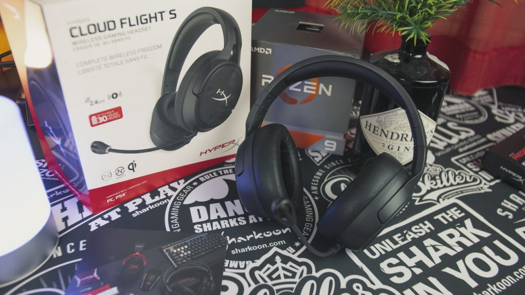 Recensione-HyperX-Cloud-Flight-S-review