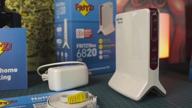 Photo of Recensione Fritz! Box 6820 LTE • Modem router con slot per SIM