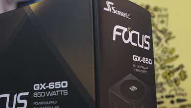 Photo of Seasonic Focus Gold GX650 • Recensione & Test alimentatore